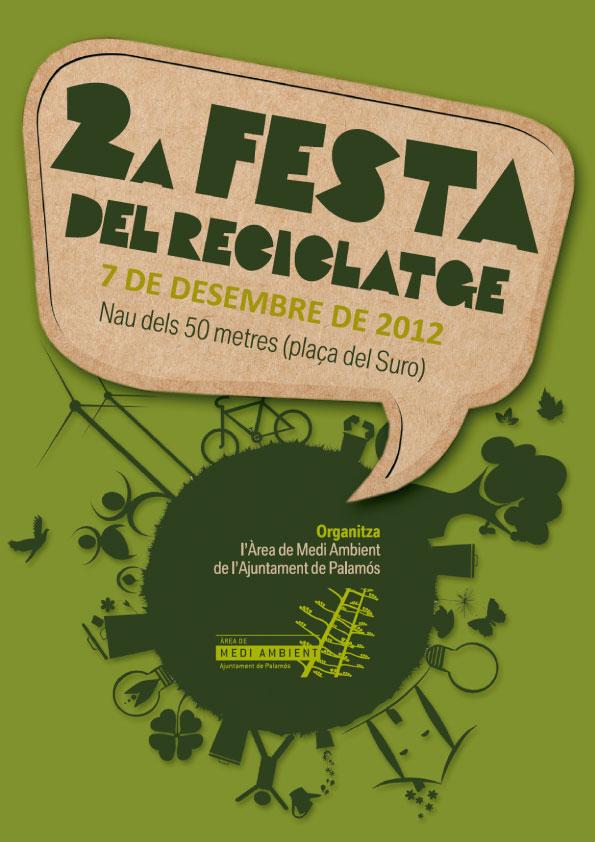 festa reciclatge 2012
